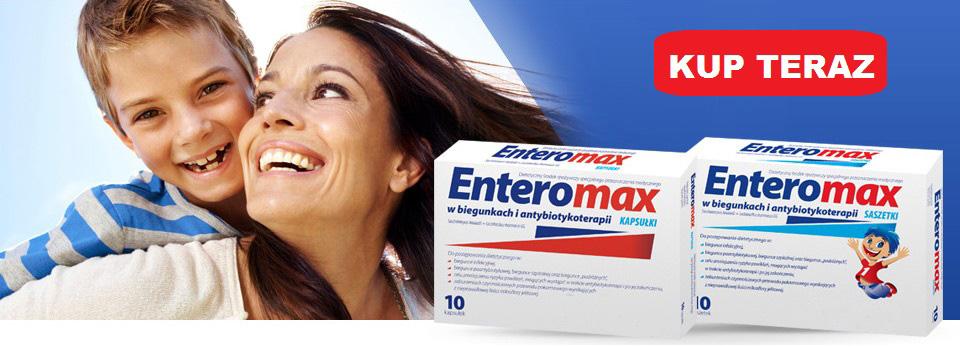 Biegunka rotawirusowa - Enteromax